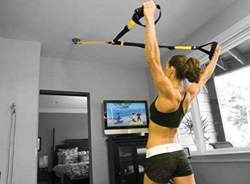 trx x mount at home