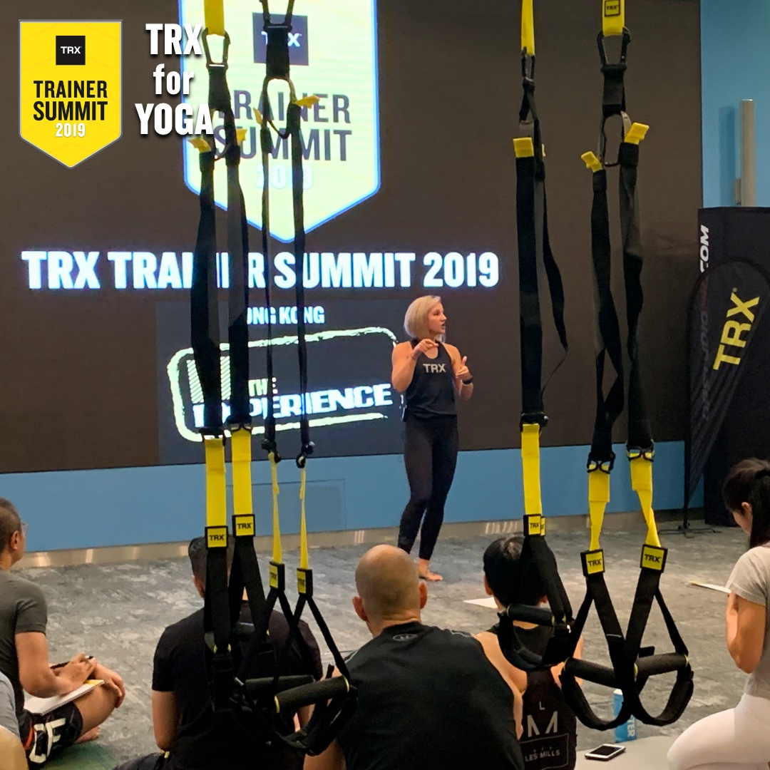 trx for yoga course